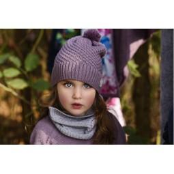 Bonnet Texel, violet