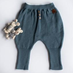 Pantaloni Chias, blu