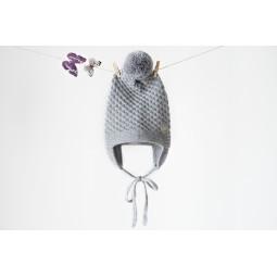 Cappello Manx, grigio