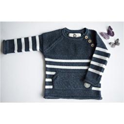 Pullover Letelle, marineblau