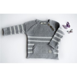 Sweater Letelle, grey