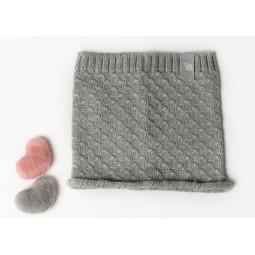 Sciarpa tubolare in lana...