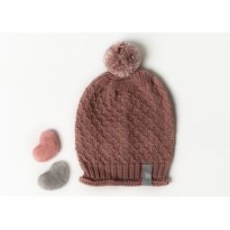 Berretto realizzato in lana...