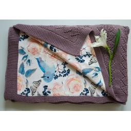 Blanket Coolalee, purple