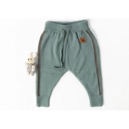 Trousers Churra, light green