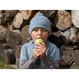 Suffolk Kinder Mütze, hellgrün